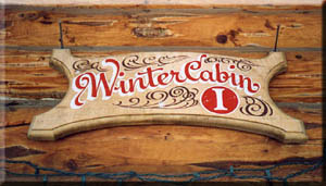 Cabin building leads to WinterCabin, Alaskan writers and Alaska links.