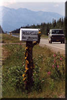 Alaska magazine came to WinterCabin on the Alaska Highway in Tok, Alaska.